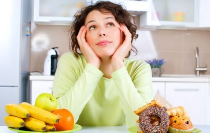 Why Food Never Really Helps To Heal Feelings